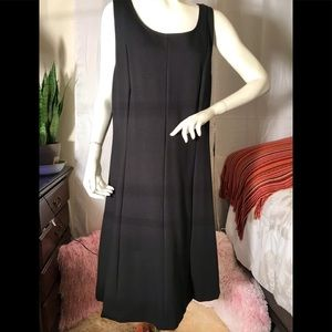 MERONA SPANDEX SLEEVELESS PLUS SIZE DRESS